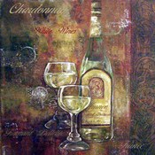 Chardonnay Lettered