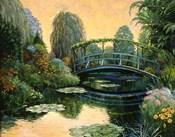 Monet Garden III