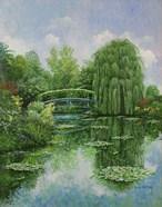 Monet Garden IV