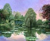 Monet Garden V