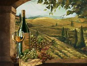 Vineyard Window II