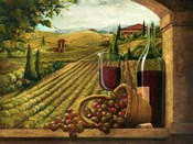 Vineyard Window