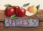 Apples 5 Cents