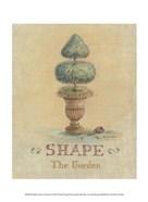 Garden Series in Linen II