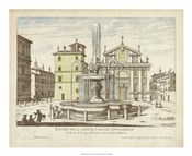 Fountains of Rome I