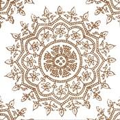 Woodblock Pattern IV
