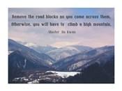 Remove the Road Blocks