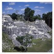 Tikal Mayan Guatemala