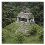 Temple of the Cross Palenque