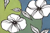 Flowers in Unity - Teal