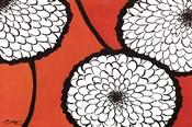 Flowers in Unity - Orange