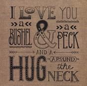 Hug Around the Neck