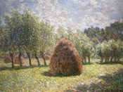Haystacks at Giverny, 1893