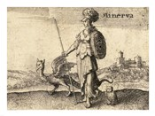 The Greek Gods Minerva
