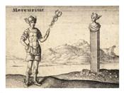 The Greek God Mercury
