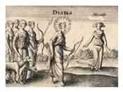 The Greek Gods Diana