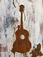 Rust Guitar