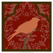 Moroccan Songbird I