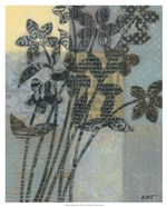 Quilted Bouquet II
