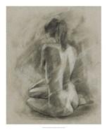 Charcoal Figure Study II