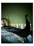 Oseberg Ship Viking Ship Museum Oslo Norway