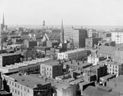 Richmond, Va. black & white photo