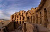 Ancient Roman Amphitheater, El Jem, Tunisia