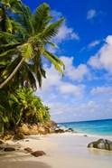 Anse Victorin Beach, Fregate Island, Seychelles