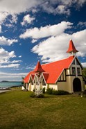 Church, Notre Dame Auxiliaiatrice, Mauritius