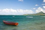 Fishing Boat, Trou D'Eau Douce, Mauritius