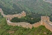 Great Wall of China at Jinshanling, China