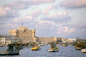 15th Century Castle, Fort Qait Bay, Alexandria, Egypt