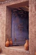 Berber Village Doorway, Morocco