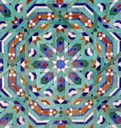 Hassan II Mosque Mosaic, Casablanca