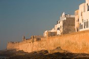 MOROCCO, Atlantic Coast, ESSAOUIRA: Town, Sunset