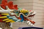 Dragon Head, Goddess of Mercy temple, Hong Kong