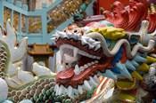 Hong Kong, Goddess of Mercy, Dragon statue