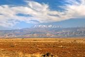 Morocco, Atlas Mountains, landscape