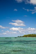 Ile Aux Cerf, East end of Mauritius, Africa