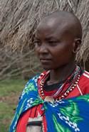 Kenya, Mara River Expedition, Mara Escarpment portrait