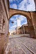 Mosque in el Jadida, Morocco