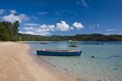 Seychelles, Mahe Island, Anse Boileau, beachfront