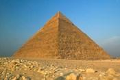 The Pyramids of Giza, the Nile, Cairo, Egypt