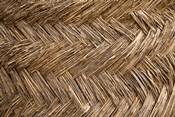 West Africa, Ghana, Yendi. Woven thatch.