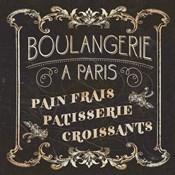Parisian Signs Square I no Border