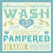 Wash Up VI