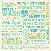 Wash Up Words