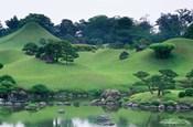 Suizenji Koen, Kumamoto, Japan