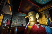 Golden Buddha, Shey, Ladakh, India
