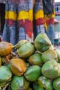 Pile of Coconuts, Bangalore, India